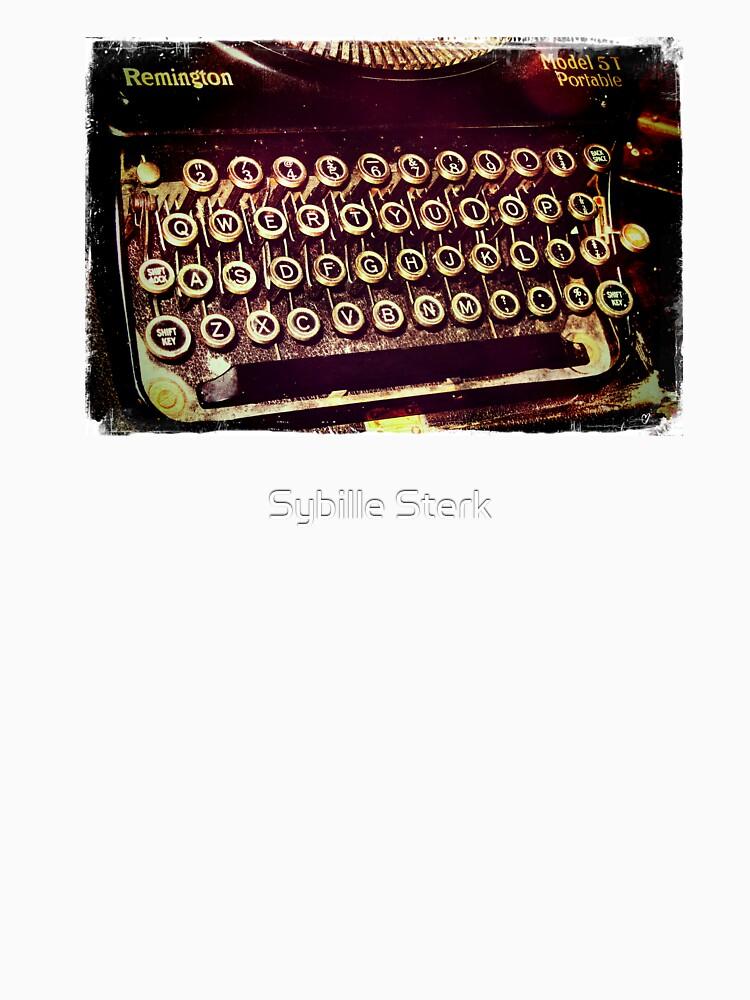 Enigma - Typewriter IV by MagpieMagic