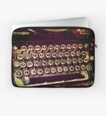 Enigma - Typewriter IV Laptop Sleeve