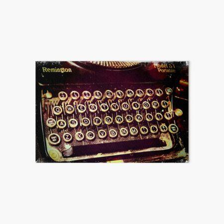 Enigma - Typewriter IV Art Board Print
