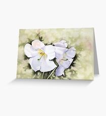 The heart of Inverewe Greeting Card