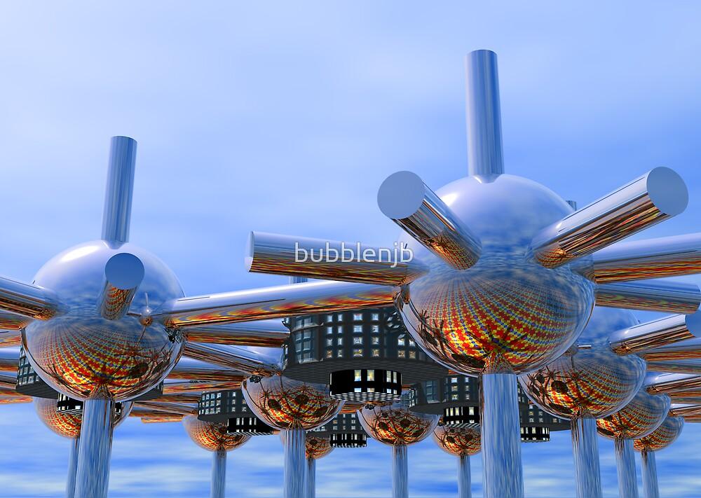 Modular City by bubblenjb