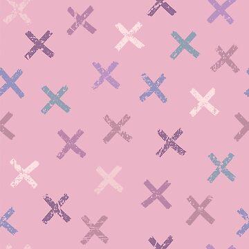 Hipster Crosses by alijun
