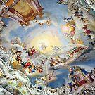 Wieskirche Germany by Daidalos