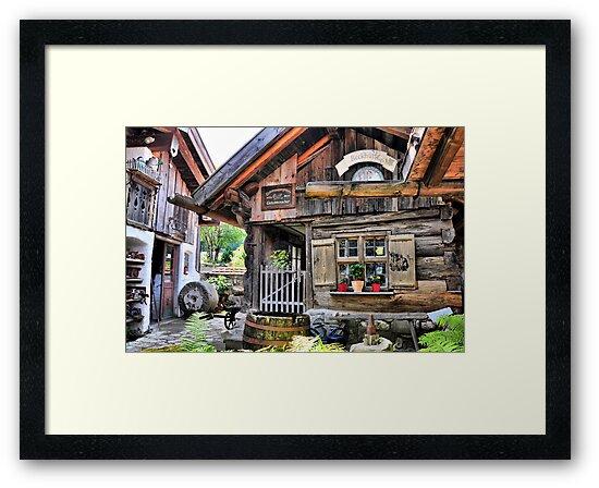 Nice Cottage in Bavaria by Daidalos