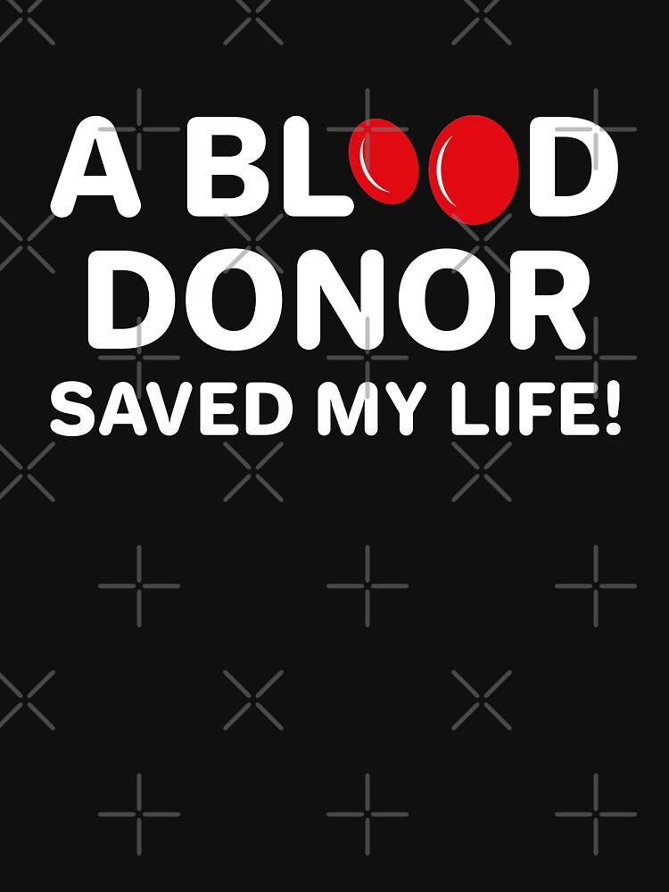 A Blood Donor Saved My Life by CreativeTrail