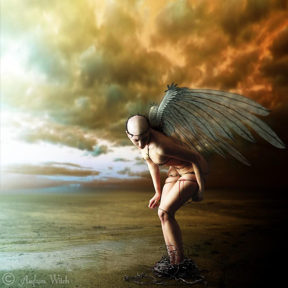 Angelic Agony by AsylumWitch