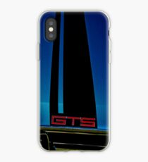 Holden GTS Monaro Bonnet iPhone Case