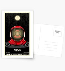 Moon Postcards