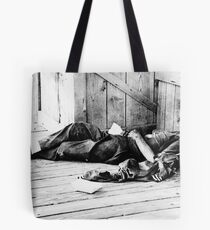 Harsh Reality Tote Bag