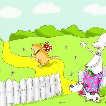 farewell by bunty