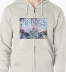 Choose Your Battles Wisely Zipped Hoodie