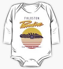 The Fifth Element Fhloston Paradise  One Piece - Long Sleeve