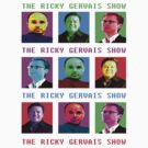 Ricky Gervais Show, Andy Warhol Style by Look-Its-Darren