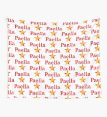Stars of Spain - Paella Wall Tapestry