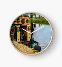 Riverside Serenity Clock