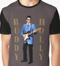Buddy Holly - That'll Be the Day Graphic T-Shirt
