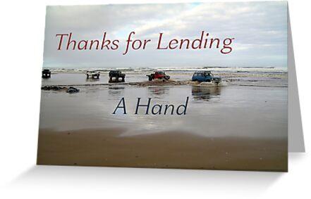 A Lending Hand by Eunice Atkins
