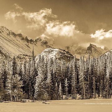 Glacier Gorge - Antique by glasere