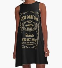 New Orleans A-Line Dress