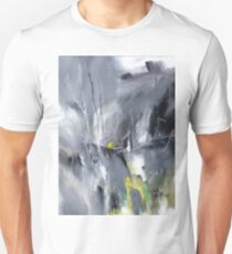 Waterfall Abstract Unisex T-Shirt