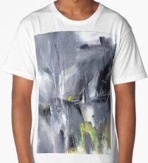 Waterfall Abstract Long T-Shirt