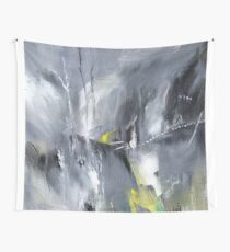Waterfall Abstract Wall Tapestry