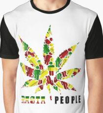 Rasta People Graphic T-Shirt