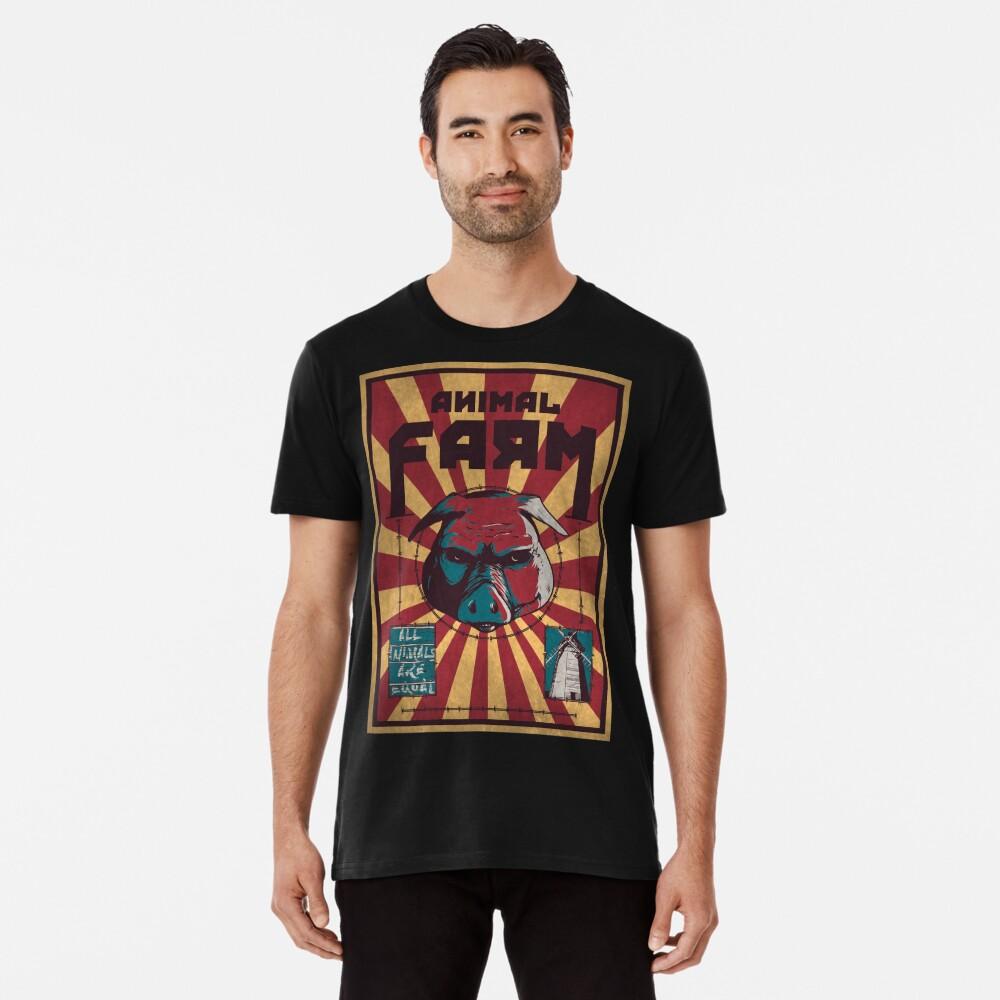 Animalismus Premium T-Shirt