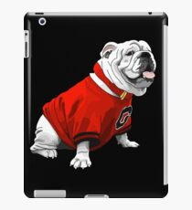 UGA Bulldog iPad-Hülle & Klebefolie