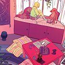 Ren's Room by starfleetrambo
