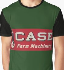 CASE Farm Machinery Vintage  Case Eagle Old Abe Graphic T-Shirt