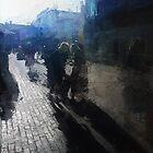 day of long shadows by Nikolay Semyonov