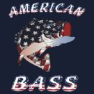 American Bass by calroofer