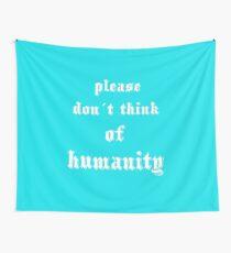 humanity Wandbehang