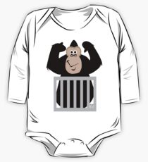 GORILLA by KAI Copenhagen One Piece - Long Sleeve