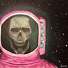 Electro Astronaut by galacticdragon