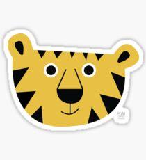 TIGER by KAI Copenhagen Sticker