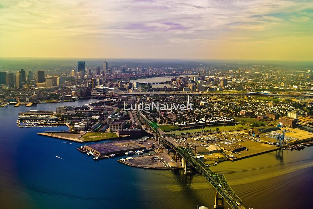 Goodbye Boston! by LudaNayvelt