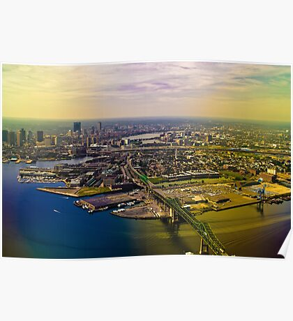 Goodbye Boston! Poster