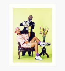 Will Smith the Fresh Prince Art Print