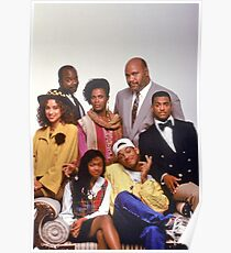 The Bel Air fam Poster