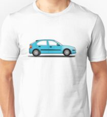 Rover 25 / MG ZR Slim Fit T-Shirt