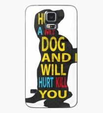 Don't hurt dogs. Case/Skin for Samsung Galaxy