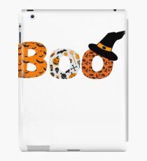 Halloween Boo Fledermaus Spinne iPad-Hülle & Klebefolie