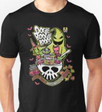 Oogie Boogie Loops Unisex T-Shirt