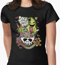 Oogie Boogie Loops Women's Fitted T-Shirt