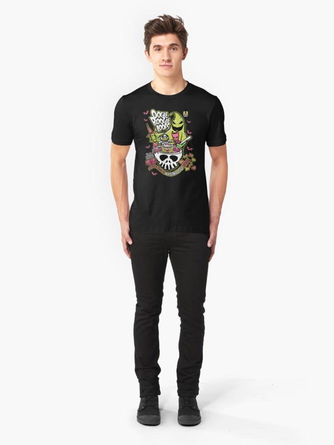 Alternate view of Oogie Boogie Loops Slim Fit T-Shirt