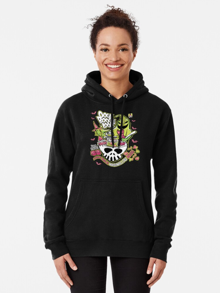 Alternate view of Oogie Boogie Loops Pullover Hoodie