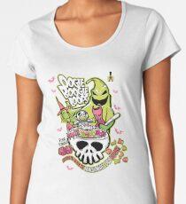 Oogie Boogie Loops Women's Premium T-Shirt