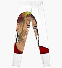 Tekashi 6ix9ine 69 Leggings